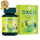 10X Dago Green Abdomen Slim Belly Detox Natural Herbs Weight Loss