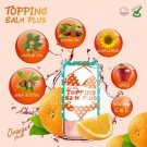 4x Topping Balm Plus Skin Care The Nipple Clear Dark to Pink Wh