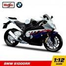 BMW S 1000RR Diecast model motorcycle in 112 scale big bike Car