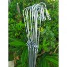 Garden Hanging Flowers Baskets 3 legs 65cm\12 pieces per set Wires