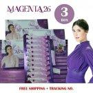 3X Magenta 26 Dietary Supplement Balances Hormones Women Skin Healthy
