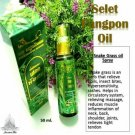 3x50 ml SALET PANGPON Massage Oil Exhausted Stress Body Muscular Cram