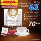 6X Be Easy Cappuccino B Instant Coffee Diet Weight Control Nourish