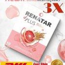 3X Renatar Aura Plus All in One Moisturize Brighten Skin Reduce Ac