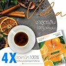 4X Vcha Jeju Orange Tea Dietary Supplement Weight Control Slender New