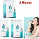 3 X Ratcha Hya Booster Serum Brighten Anti Aging Reduce Wrinkles F