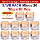 10x Minus20 Pink Gold Anti-Aging Wrinkle Bomb 24K Rejuvenating Extract