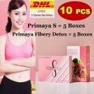 10 PCs Slimming Detox NEW Primaya S Weight Control Primaya Fibery