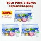 Set 3 Boxes SKINSHE Giftset Cream Whitening Lightening Kill Dark Spot