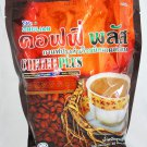 ZHULIAN INSTANT COFFEE PLUS With Ginseng Healthy Robusta Herbal 40 sa