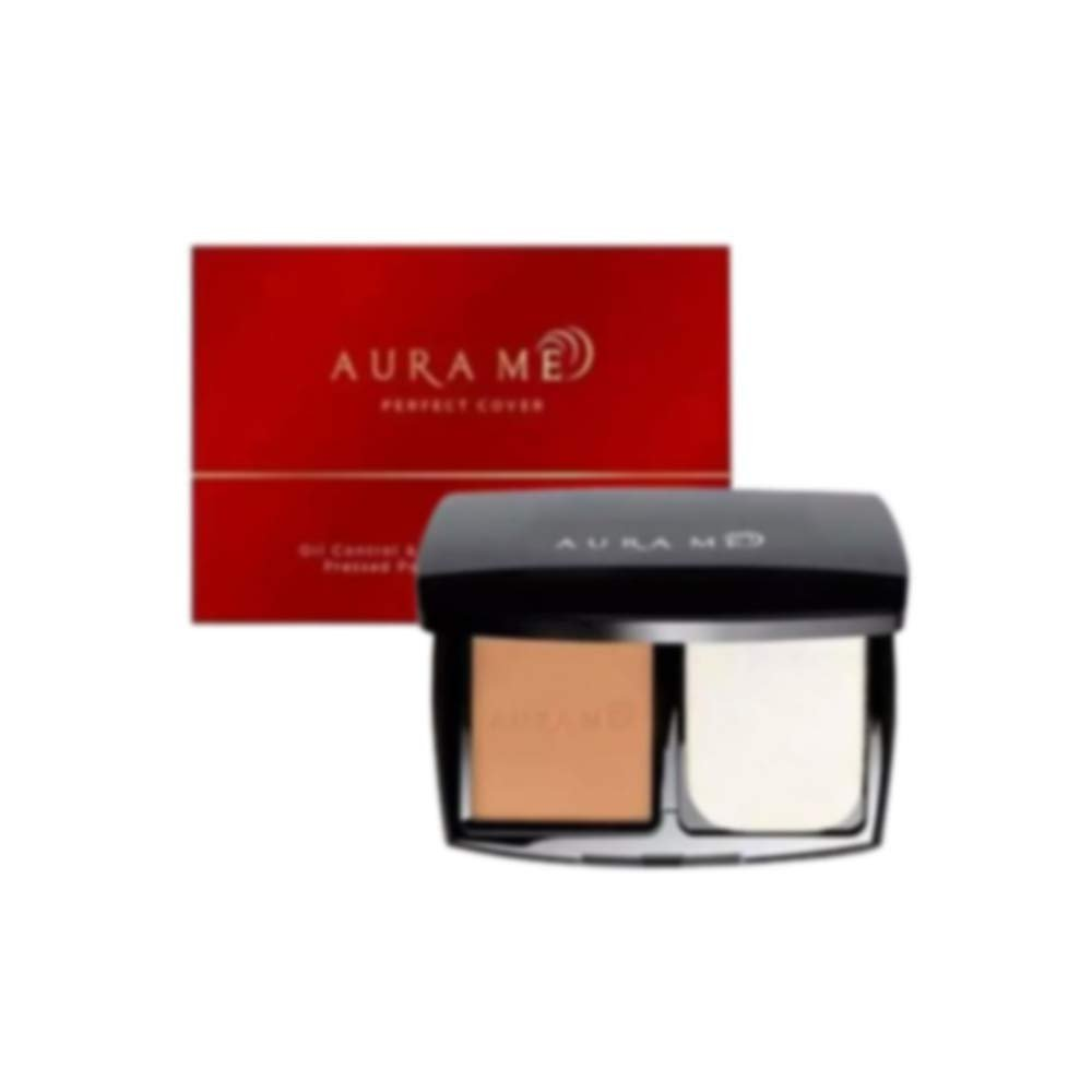 Aura Me Perfect Cover SPF 30 PA++ No.1 For White Skin Lightweight