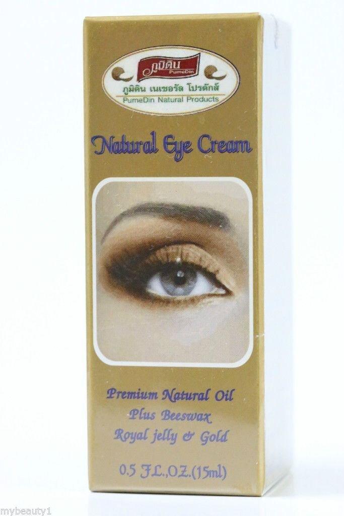 NEW Natural EYES Jelly gold Cream Anti-Dark Circle Wrinkle under-eye