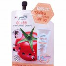 3 Packets of Smooto Tomato Collagen Spf 30 Bb & Cc Cream. (10