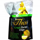 2 Packs of Crispy Durian Chips Delicious Fruit Snack From My Choic