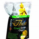Crispy Durian Chips Delicious Fruit Snack From My Choice Thai Brand,