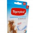 4 Packs of Tigerplast Transparent Waterproof. Waterproof Film  Pad La