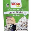 Koh Kae plus 3 Packs of Roasted Pistachios, Premium grade Protein