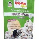 Koh Kae plus 2 Packs of Roasted Pistachios, Premium grade Protein