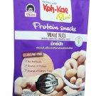 Koh Kae plus 2 Packs of Mixed Nuts, Premium grade Protein snacks