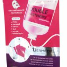 4 Mask sheets of Dermedy Whitening Double Effect Mask. No Fragrance