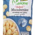 Tong Garden Baked Macadamias, Premium grade snack by Nutrione Tong ga