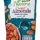Tong Garden 2 Packs of Baked Almonds, Premium grade snack by Nutri