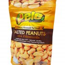 Pele 2 Packs of Salted Peanuts, Deliicious Homemade Nut Snack from