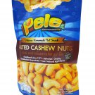 Pele 2 Packs of Salted Cashew Nuts, Deliicious Homemade Nut Snack