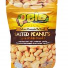 Pele 4 Packs of Salted Peanuts, Deliicious Homemade Nut Snack from