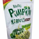 Roasted Pumpkin Kernels No Salt. Healthy and Delicious Snack Ready to