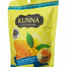 3 Packs of Premium Golden Soft-Dried Mango snacks made healthy by