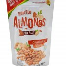 Roasted Almonds No Salt. Healthy and Delicious Snack Ready to eat