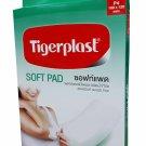 Tigerplast 2 Packs of Tigerplast Soft Pad, Adhesive Gauze Pad, Breath