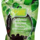 2 packs of California Thompson Raisins Delicious Snack from My Choice