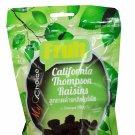California Thompson Raisins Delicious Snack from My Choice Brand. (180