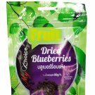 Dried Blueberries Delicious Snack from My Choice Brand. (80 g/ pack)
