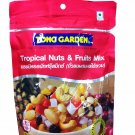 2 packs of Tropical Nuts & Fruits Mix premium grade snack. by T