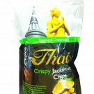 2 Packs of Crispy Jackfruit Chips delicious Fruit Snack From My Ch