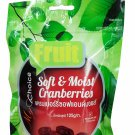 Soft and Moist Cranberries Delicious Snack from My Choice Brand. (125
