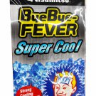 3 Packs of ByeBye Fever Super Cool Strong and Instant Cooling Sens