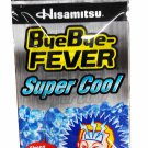 6 Packs of ByeBye Fever Super Cool Strong and Instant Cooling Sens
