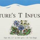Natural Tea Infusion Unicity 2.1 Oz. (1 Box of 30 Tea Bags)