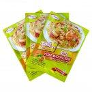 RosDee menu Thai Spicy Salad Powder 6 Pack