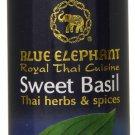 Blue Elephant Royal Thai Cuisine Dried Sweet Basil 0.21 Ounce