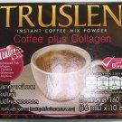 3x Truslen Coffee Plus Collagen Sugar Free Instant Coffee Diet Slimmi