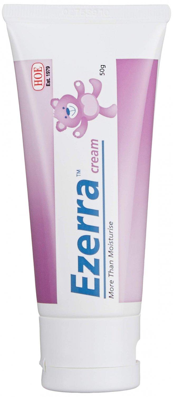 Ezerra Cream 50 Grams - Skin Care for Atopic Dermatitis and Sensit