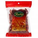 4x Thai Chilli Thai Whole Dried Chile - 3.5 oz (Organic / GMP)