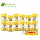 12X WANG PROM Yellow Balm PHLAI Zingiber Cassumunar Relieve Pains Mas
