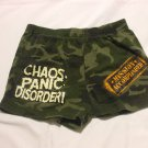 George Green Camouflage Shorts 100% Cotton Small 4-5 years Old