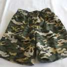 Camouflage Shorts Size 4 100% polyester George